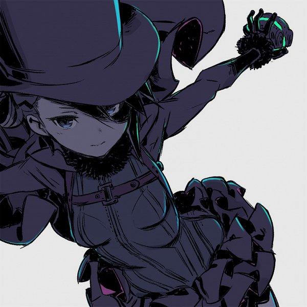 Tags: Anime, Kuroboshi Kouhaku, Princess Principal, Ange (Princess Principal), Fanart, Tumblr