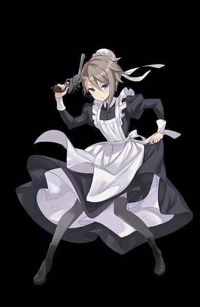 Tags: Anime, Kuroboshi Kouhaku, Princess Principal GOM Production, Princess Principal, Princess Principal GAME OF MISSION, Ange (Princess Principal), Official Art