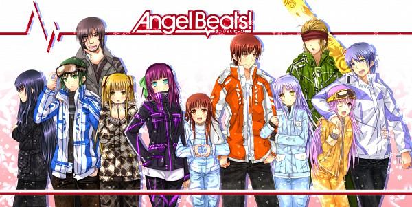 Tags: Anime, Swordsouls, Angel Beats!, Tachibana Kanade, Chaa (Angel Beats!), TK (Angel Beats!), Hinata Hideki, Otonashi Hatsune, Yusa (Angel Beats!), Nakamura Yuri, Shiina Eri, Otonashi Yuzuru, Yui (Angel Beats!)