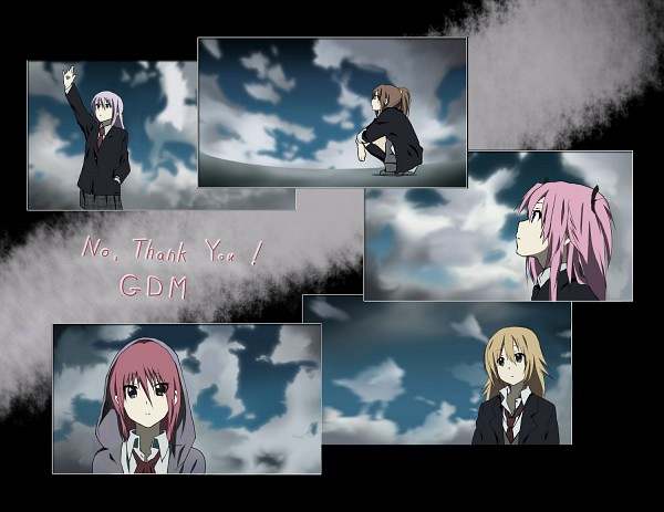 Tags: Anime, Pixiv Id 1247043, Angel Beats!, Sekine Shiori, Hisako (Angel Beats!), Irie Miyuki, Iwasawa Masami, Yui (Angel Beats!), Akiyama Mio (Cosplay), Nakano Azusa (Cosplay), K-ON! (Cosplay), Hirasawa Yui (Cosplay), Kotobuki Tsumugi (Cosplay)