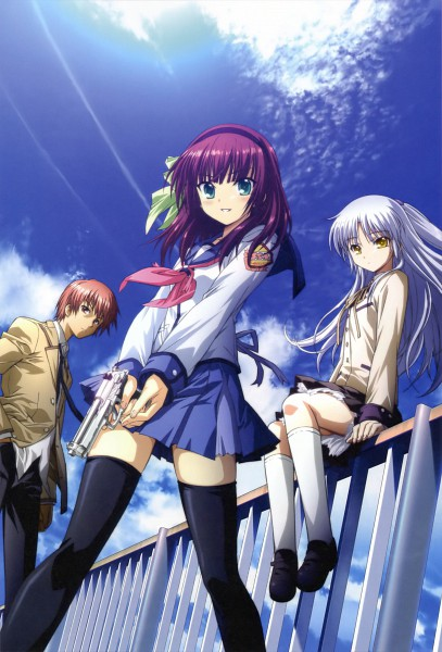 Angel Beats! - KEY (Studio)