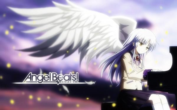 Tags: Anime, Angel Beats!, Tachibana Kanade, Wallpaper, Fanmade Wallpaper, Edited