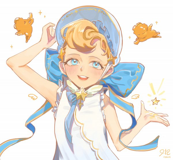 Tags: Anime, Pixiv Id 1937726, Cookie Run: OvenBreak, Cookie Run, Angel Cookie (Voice Of Virtue), Angel Cookie, Fanart From Pixiv, Pixiv, Fanart