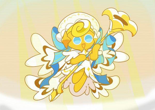 Tags: Anime, Pixiv Id 29775127, Cookie Run: OvenBreak, Cookie Run, Angel Cookie, Angel Cookie (Voice Of Virtue), Pixiv, Fanart, Fanart From Pixiv