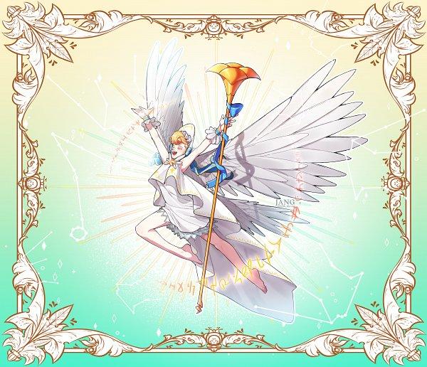 Tags: Anime, Pixiv Id 16368673, Cookie Run: OvenBreak, Cookie Run, Angel Cookie (Voice Of Virtue), Angel Cookie, Fanart From Pixiv, Pixiv, Fanart