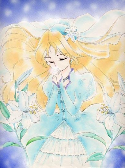 Angel Lily - Tanima Yuri