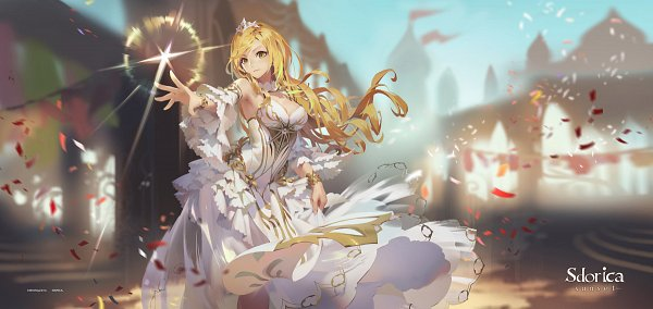 Tags: Anime, Lamierfang, Sdorica -sunset-, Angelia, Fanart, Fanart From Pixiv, Pixiv