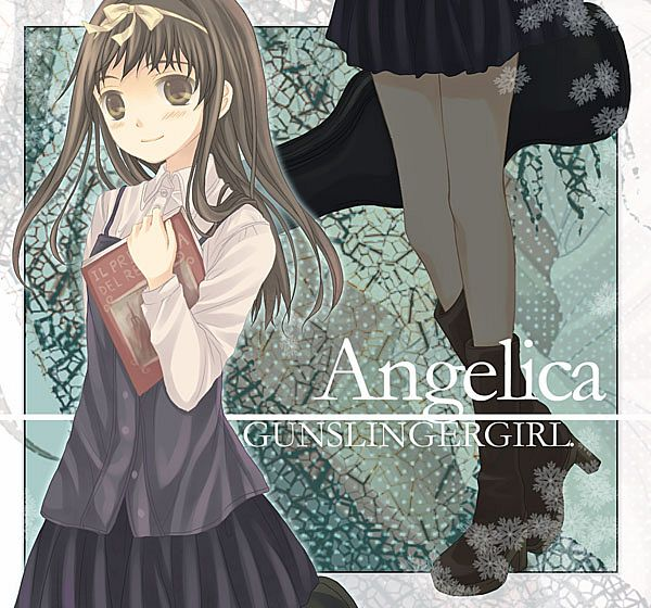 Angelica (Gunslinger Girl) - Gunslinger Girl