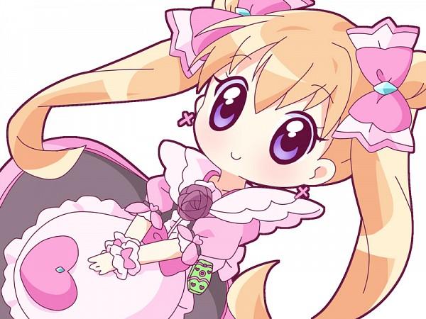 Tags: Anime, Mirai (Sugar), Jewelpet Tinkle☆, Angelina Grand Maniel Chocola Julliangeli, Fanart, Pixiv