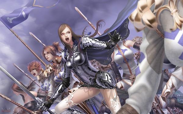 Tags: Anime, Wen M, Anima: Beyond Fantasy, War, Wallpaper
