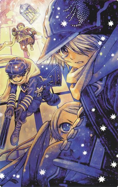 Anime 2010 - Fall Season
