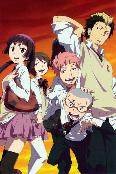 Anime 2011 - Spring Season