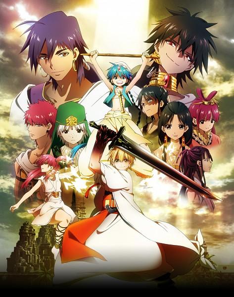 Anime 2012 - Fall Season