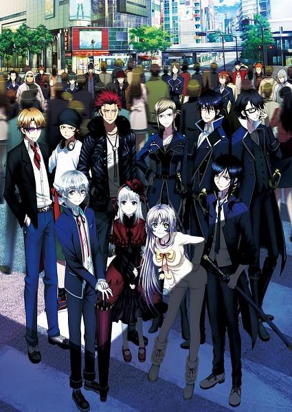 Anime 2015 - Fall Season