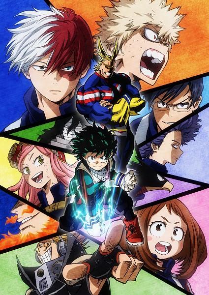 Anime 2018 - Spring Season
