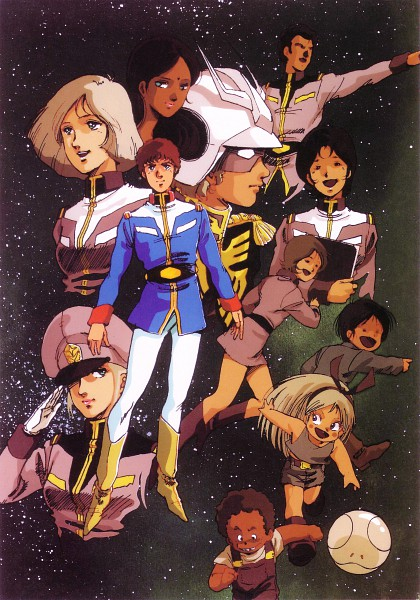 Anime Starting In '70s