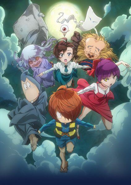 Anime Starting In '80s