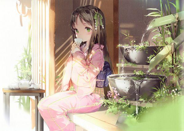 Tags: Anime, Anmi, The Teabag Catalog2, Original, Scan