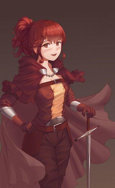 Tags: Anime, Pixiv Id 34232659, Anna (Fire Emblem), Pixiv, Fanart, Fanart From Pixiv