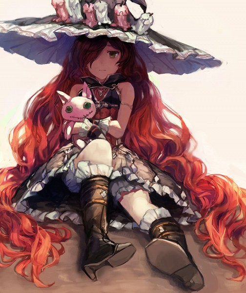 Tags: Anime, Pixiv Id 894122, Granblue Fantasy, Anna (Granblue Fantasy), Frilled Cuffs, Pixiv, Fanart, Fanart From Pixiv, PNG Conversion