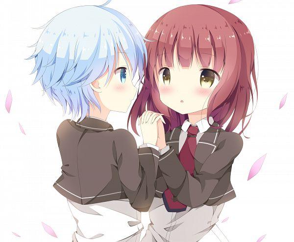 Tags: Anime, Pixiv Id 7550113, Anne Happy, Hagyuu Hibiki, Ekoda Ren