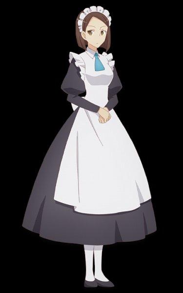 Anne Shelley - Otome Game no Hametsu Flag Shikanai...