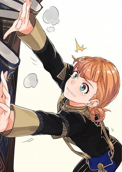 Tags: Anime, Fire Emblem: Fuuka Setsugetsu, Annette Fantine Dominic, Artist Request