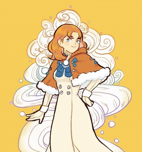 Tags: Anime, Midorifield, Shycocoa, Fire Emblem: Fuuka Setsugetsu, Annette Fantine Dominic