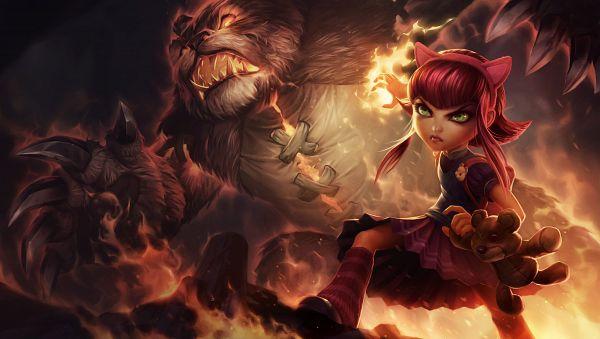 Annie (League of Legends) - League of Legends