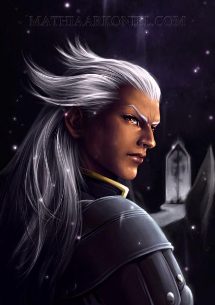 Ansem Seeker Of Darkness - Kingdom Hearts