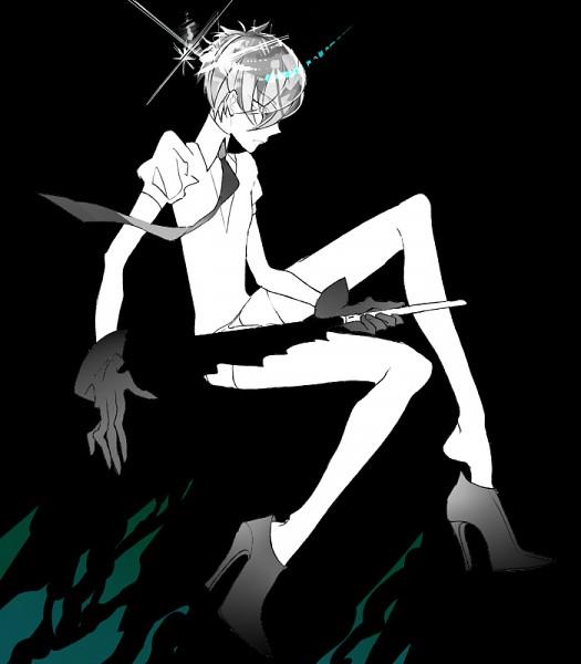 Tags: Anime, Pixiv Id 68559, Houseki no Kuni, Antarcticite, Fanart