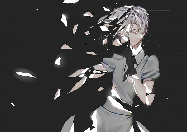 Tags: Anime, Pixiv Id 23269747, Houseki no Kuni, Antarcticite, Disappearing, White Shorts, Fanart, Fanart From Pixiv, Pixiv