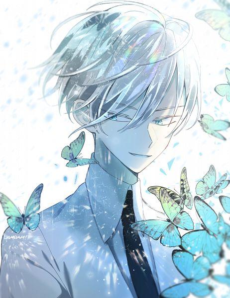 Tags: Anime, Pixiv Id 4214480, Houseki no Kuni, Antarcticite, Fanart From Pixiv, Pixiv, Fanart