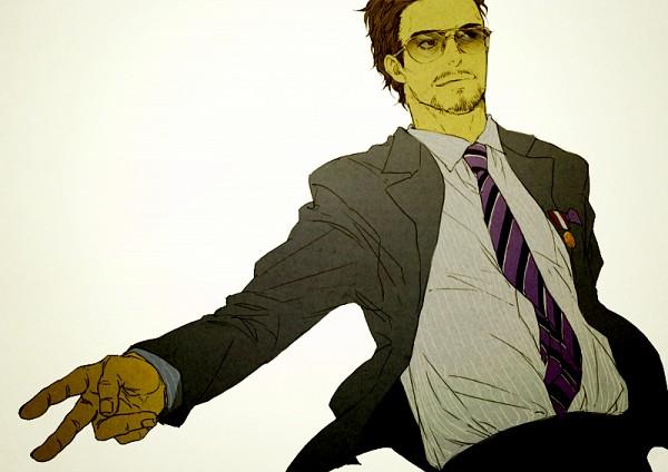 Anthony Edward Stark (Tony Stark ) - Iron Man