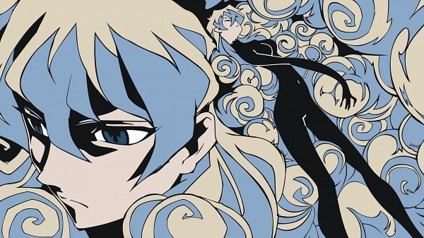 Tags: Anime, Tengen Toppa Gurren-Lagann, Antispiral Nia, Nia Teppelin, Wallpaper, Tengen Toppa Gurren-lagann - Eyecatcher, Eyecatcher