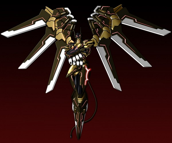 Anubis (Z.O.E) - Zone of the Enders