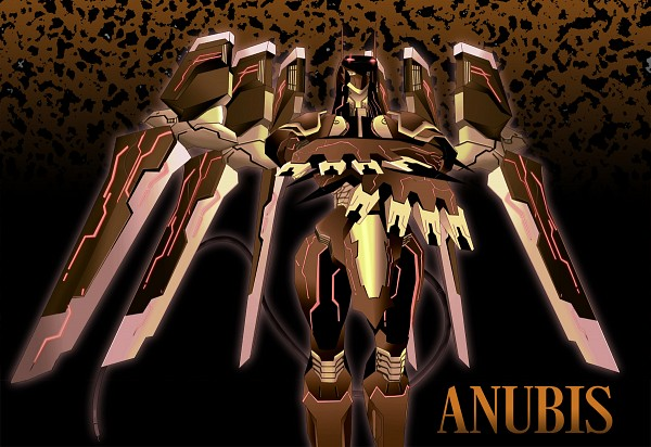 Tags: Anime, Pixiv Id 215522, Zone of the Enders, Anubis (Z.O.E)