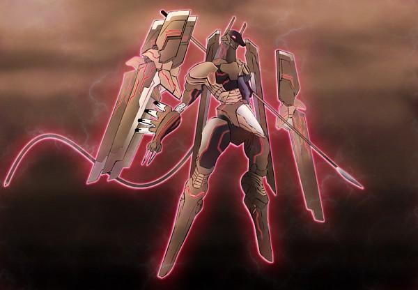 Tags: Anime, Pixiv Id 215522, KONAMI (Studio), Zone of the Enders, Anubis (Z.O.E)