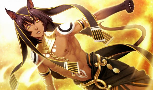 Anubis Ma'at - Kamigami no Asobi