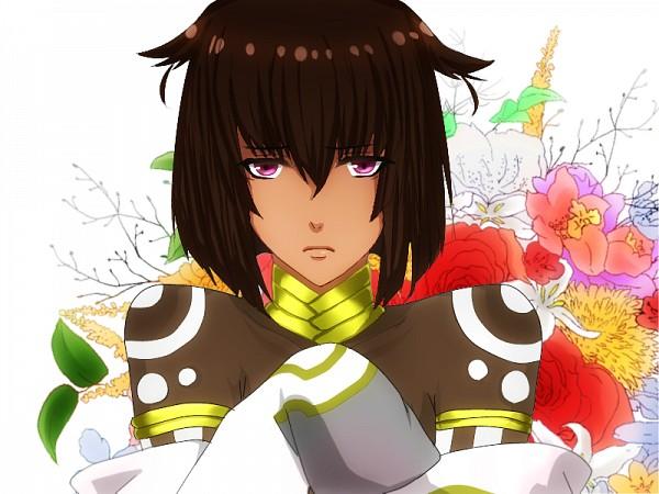 Tags: Anime, Kamigami no Asobi, Anubis Ma'at, Fanart