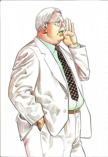 Anzai Mitsuyoshi - Slam Dunk