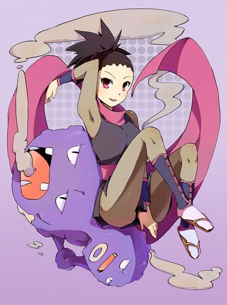 Anzu (Pokémon) (Janine) - Pokémon