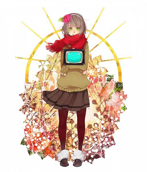 Tags: Anime, Anzu (astro75), Pixiv, Original