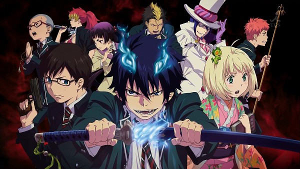 Ao no Exorcist (Blue Exorcist) - Katou Kazue