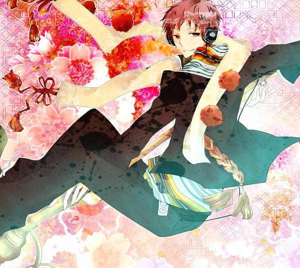 Tags: Anime, Ao no Exorcist, Shima Renzou, iPod, Blue Exorcist