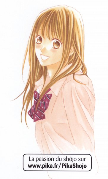 Tags: Anime, Ayu Watanabe, L-dk, Aoi Nishimori, French Text, Manga Cover, Scan, Mobile Wallpaper, Official Art