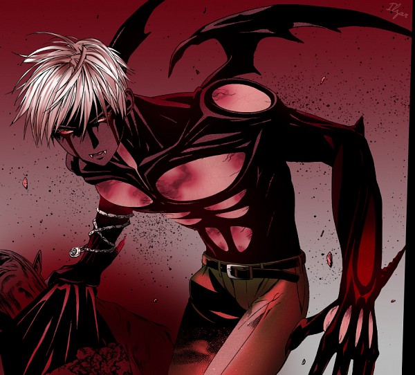 Tags: Anime, Rosario + Vampire, Aono Tsukune, Manga Page, Scan