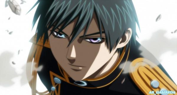 Tags: Anime, Ar-ua, Rosario + Vampire, Aono Tsukune, Facebook Cover, Colorization