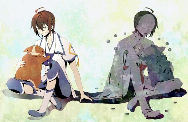 Tags: Anime, Pixiv Id 1735519, Shinsekai Yori, Aonuma Shun, Subaru (Shinsekai Yori), Gros Connard, Fanart, Fanart From Pixiv, Pixiv