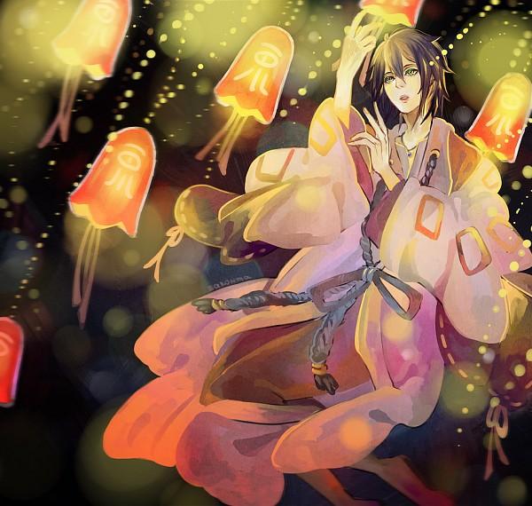 Tags: Anime, Pixiv Id 1917724, Shinsekai Yori, Aonuma Shun, Pixiv, Fanart, Fanart From Pixiv